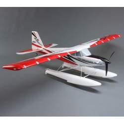 Avión Turbo Timber Evolution 1.5m C/Flotadores BNF - E-Flite