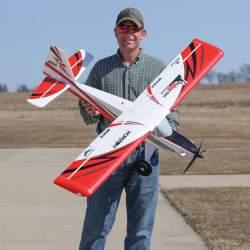 Avión Turbo Timber Evolution 1.5m C/Flotadores PNP - E-Flite