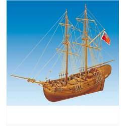Maqueta Naval SHINE 1/45 - Mantua Model
