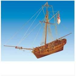 Maqueta Naval SHARKE 1/50 - Mantua Model