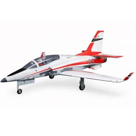 Avión Viper 90mm EDF Jet BNF Basic con AS3X y SAFE, 1.4M - E-Flite