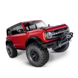 Crawler TRX-4 Ford Bronco 2021 1/10 RTR RED - Traxxas