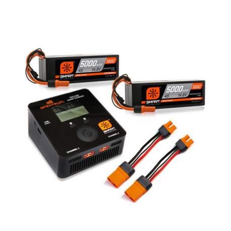 Paquete Spektrum Smart Powerstage 8S 100C (UE)