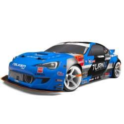 Coche RS4 Sport 3 Drift DAI YOSHIHARA SUBARU BRZ 1/10 - HPI