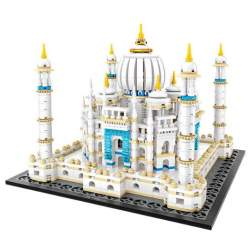 Construcción de bloques, Taj Mahal 1987 pz. - Loz