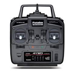 Emisora ATTACK T4YWD FHSS + R214FGE - Futaba