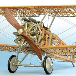 Kit de avión SOPWITH CAMEL F1 1/16 - Model Airways