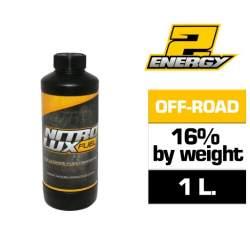 Combustible RC, ENERGY2 16% (1 L.) Nitrolux