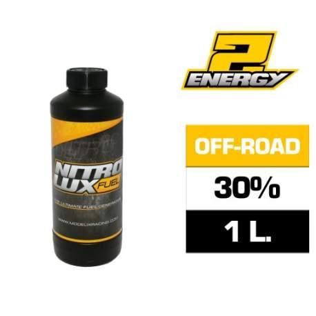 Combustible RC, ENERGY 30% (1 L.) Nitrolux