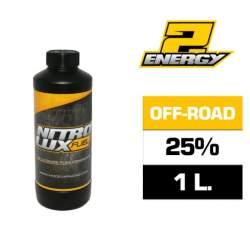 Combustible RC, ENERGY 25% (1 L.) Nitrolux