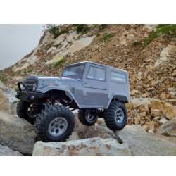 Crawler Rock CRUISER RC4 1/10 4X4 Waterproof Gris RTR - RGT