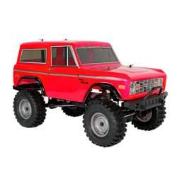 Crawler Rock CRUISER RC4 1/10 4X4 Waterproof Rojo RTR - RGT