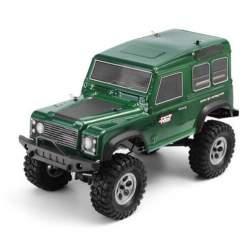 Crawler Rock CRUISER RC4 1/10 4X4 Waterproof Verde RTR - RGT