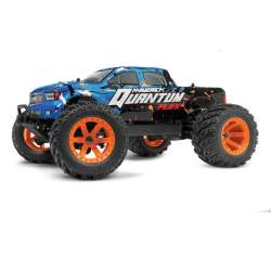 Monster Truck Quantum MT Flux 1/10 80A 4WD Blue - Maverick
