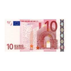 Pago de 10 euros