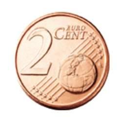 Pago de 0.02 euros