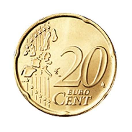 Pago de 0.20 euros