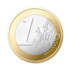 Pago de 1 euro