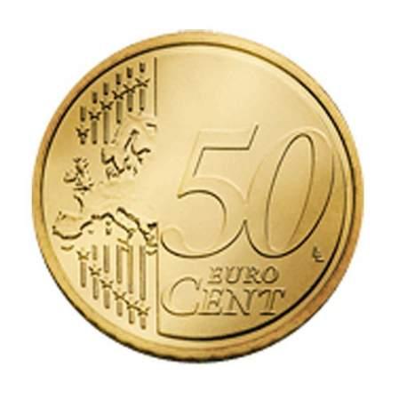 Pago de 0.50 euros