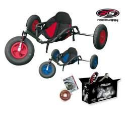 Rad Buggy Rojo Eolo Sport