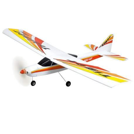 Avión RC eléctrico Combo Entrenador TIGER TRAINER 40 OBL ARF + B