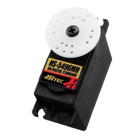Servo digital HS‐5496MH 0,15 Seg. 7,2 Kgr. 7.4V LiPo Hitec
