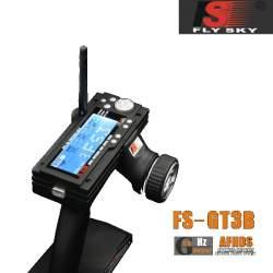 Emisora FS-GT3B Fly Sky AFHDS 2.4 Ghz