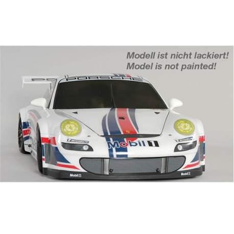 Coche Sportsline 08-510 Porsche GT3 RSR,glasklar rc gasolina FG