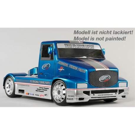 Camión RC gasolina Sportsline 2WD-530 FG Super Race Truck,RTR,glasklar