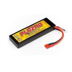 Batería LI‐PO HPI Voltaje: 7,4V. / 5300 mAh. 30C Conector: DEAN Caja rectangular