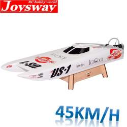 Catamaran US.1 2.4 Ghz Brushless Joysway blanco