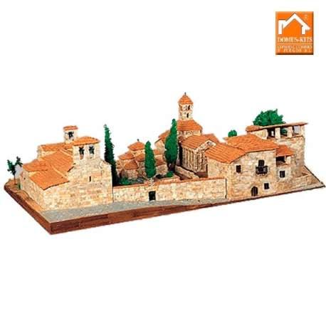 Conjuntop Romanico St. Pere d'Egara Domus Kits Ref.: 40080