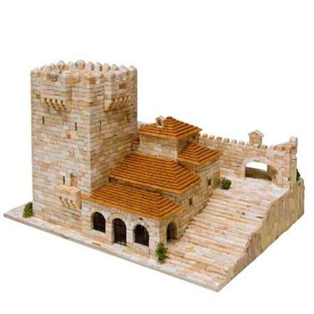 Torre de Bujaco Kits de construccion Monumento historico de Caceres S. XV - XVIII Aedes Ars