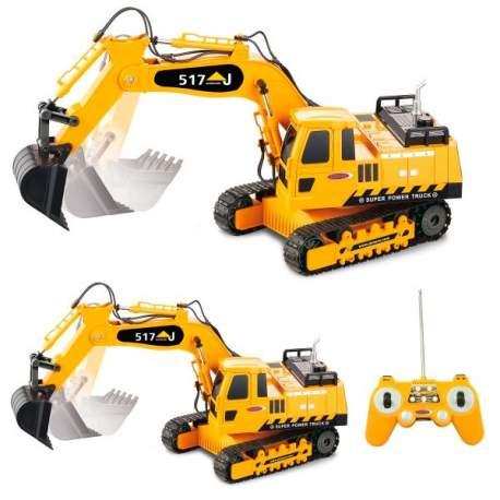 Retro Excavadora rc 517JAMARA JA403775
