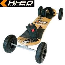 Mountainboard Kheo Kicker de iniciacion