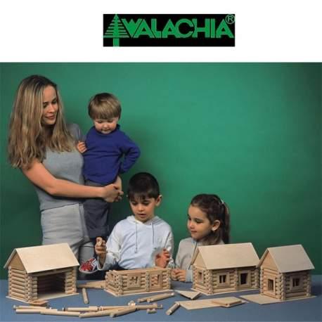 """Walachia Manualidad infantil en madera """"Vario 72 piezas"""""""