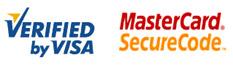 Verfified by Visa y Master Card SecureCode