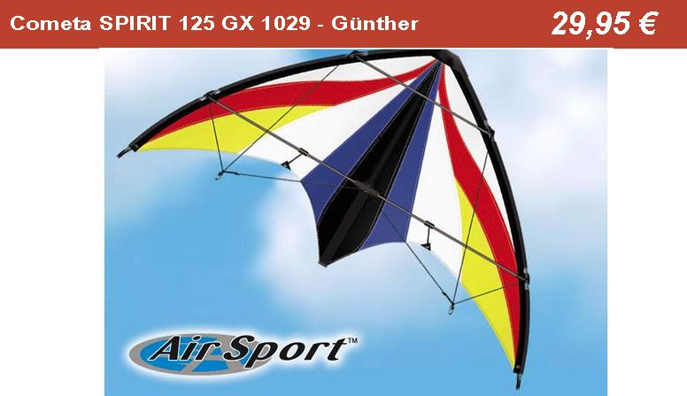 Cometa SPIRIT 125 GX 1029 - Günther